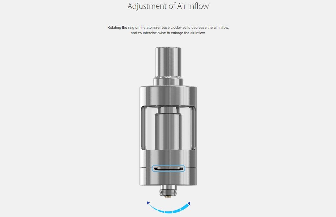 Joyetech eGo One V2 Kit Airflow