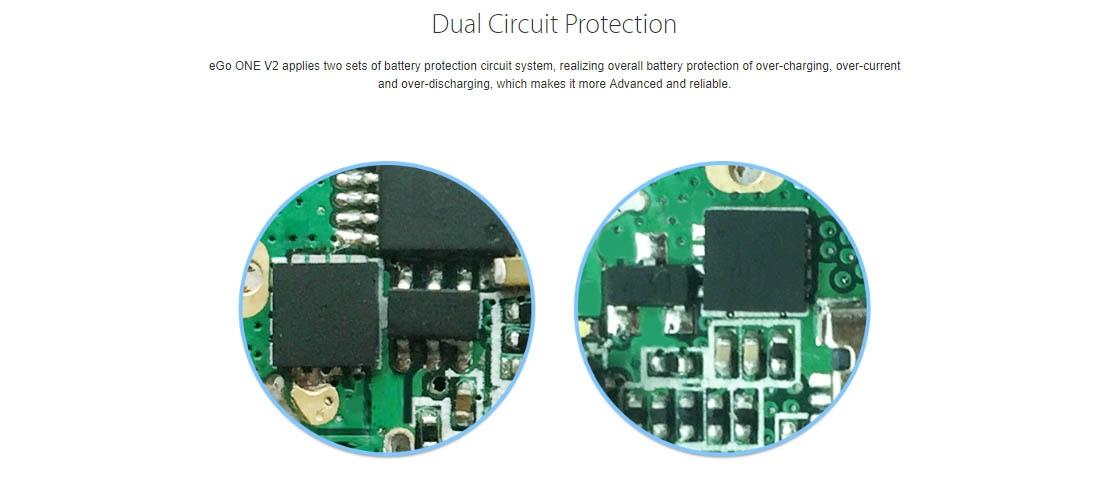 Joyetech eGo One V2 Kit Protection