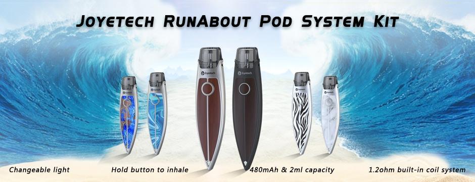 Joyetech RunAbout Pod System Kit