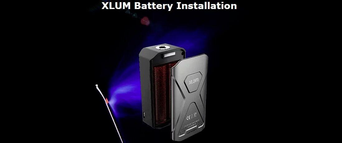 Kanger XLUM Mod 1