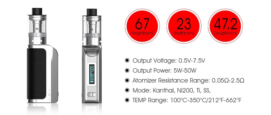Laisimo Q50 Kit Parameter