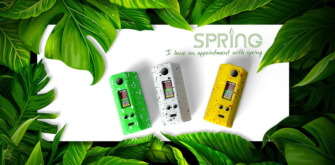 Laisimo Spring E3-3 Mod