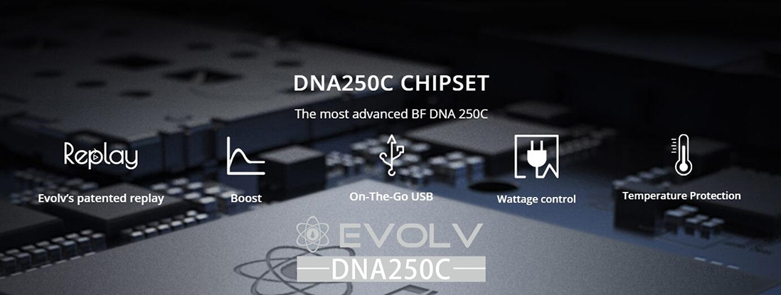 Lost Vape Drone BF DNA250C Mod