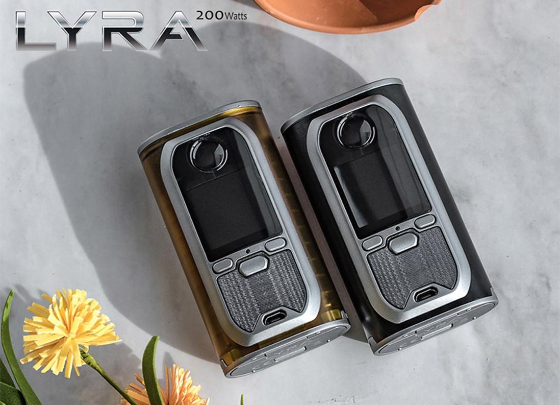 Lost Vape Modefined Lyra 200W Mod