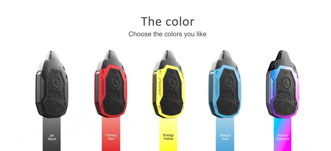 Nemovape N7 Pod Starter Kit color