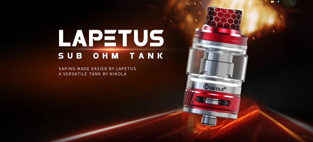 Nikola Lapetus Sub Ohm Tank