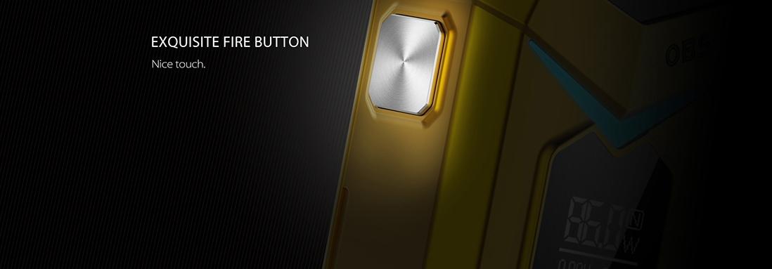 OBS BAT 218W Mod fire button