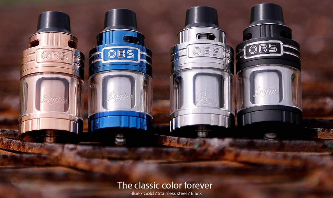 OBS Engine RTA Colors