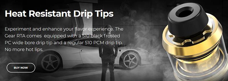 OFRF Gear RTA Drip tip
