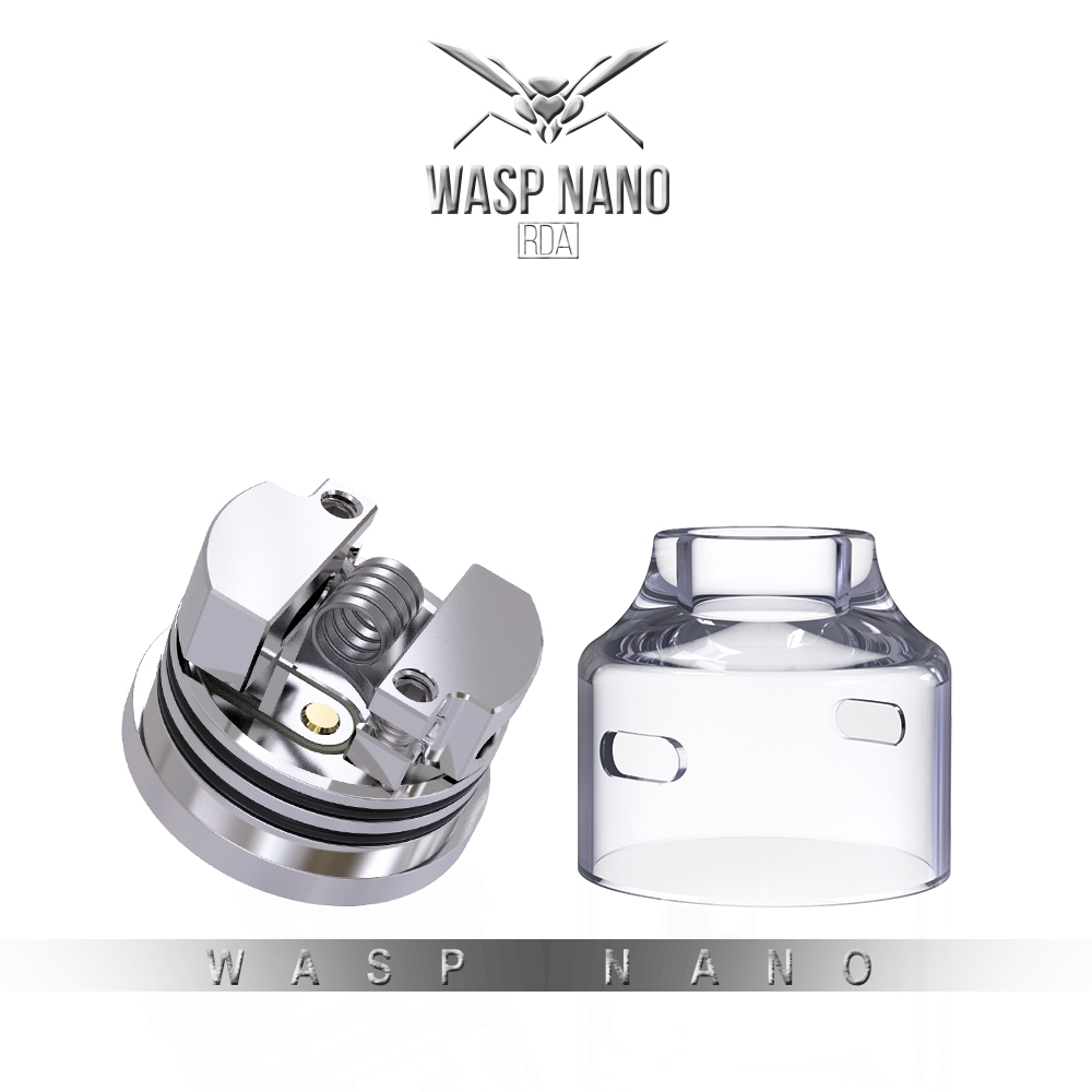 OUMIER Wasp Nano RDA Features