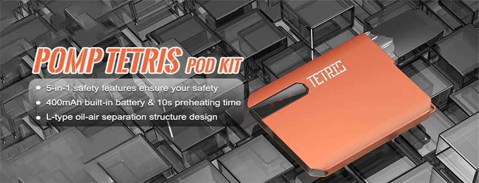 Pomp Tetris Pod Kit