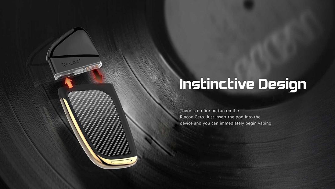 Rincoe Ceto Kit Instinctive Design