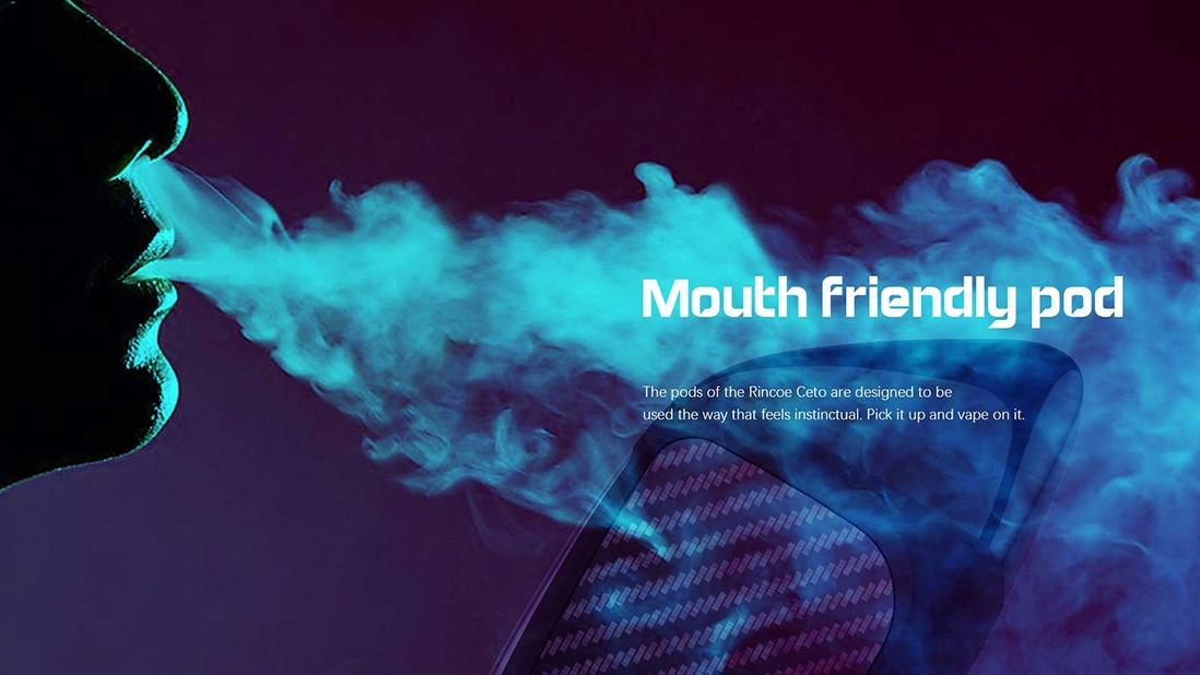 Rincoe Ceto Kit Mouth Friendly Pod