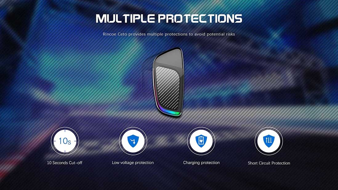 Rincoe Ceto Kit Multiple Protections