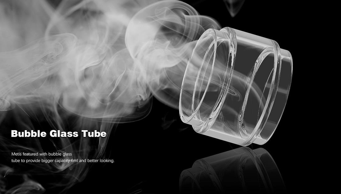 Rincoe Manto 228W TC Kit Bubble Glass Tube