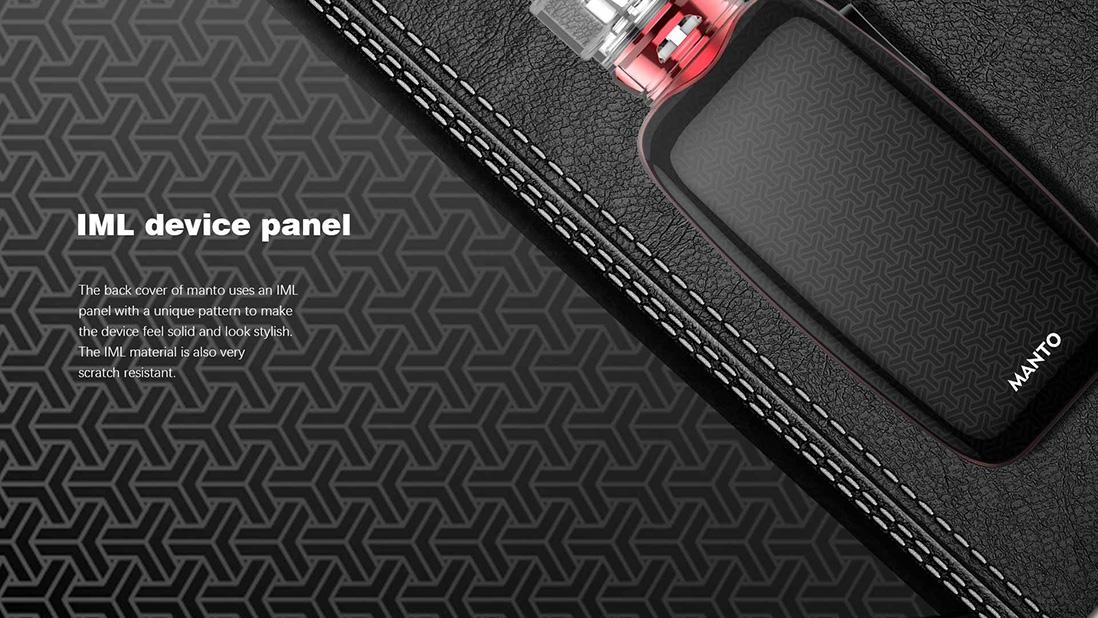 Rincoe Manto 228W TC Mod IML Device Panel