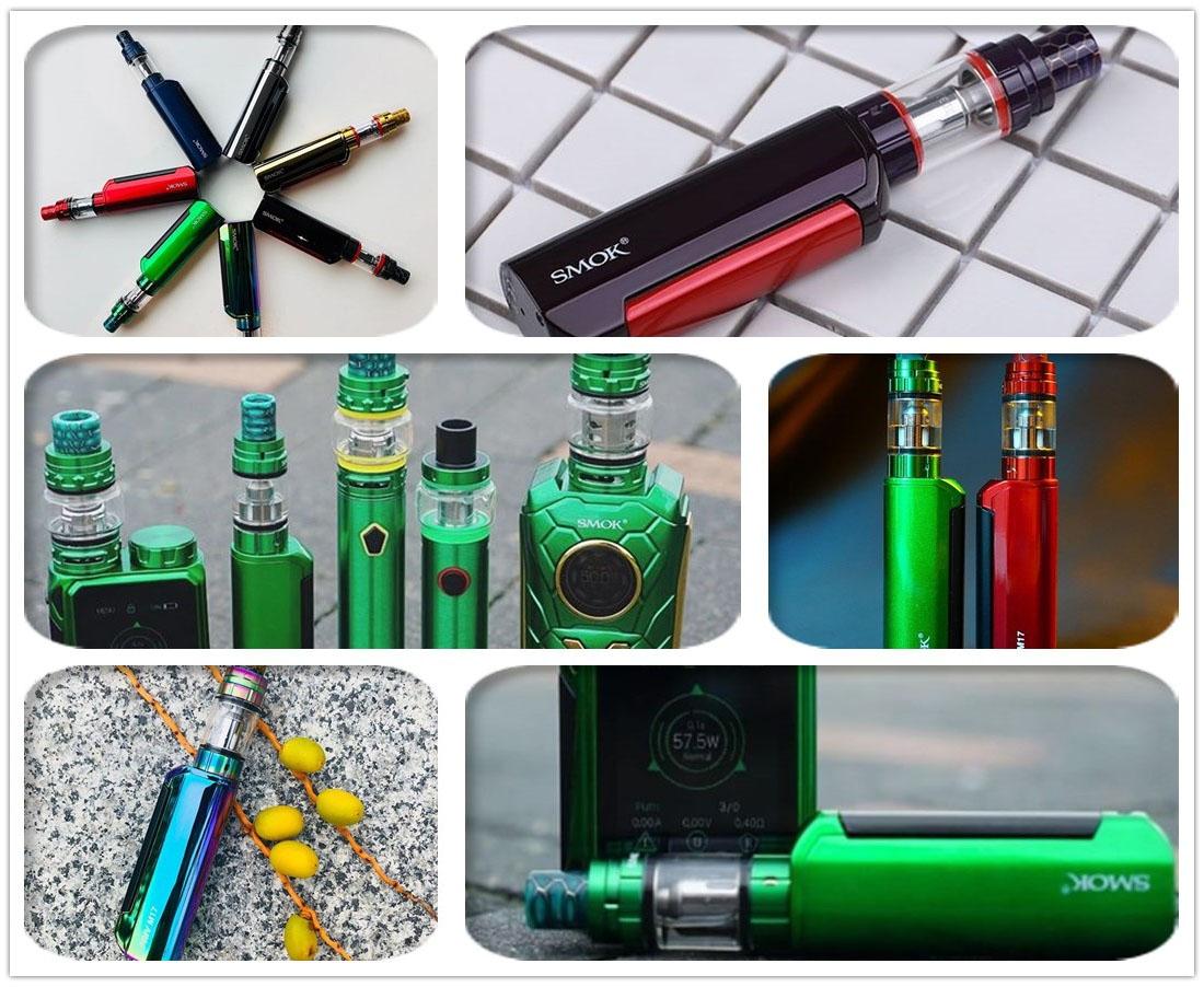 SMOK Priv M17 AIO Kit Real Shot