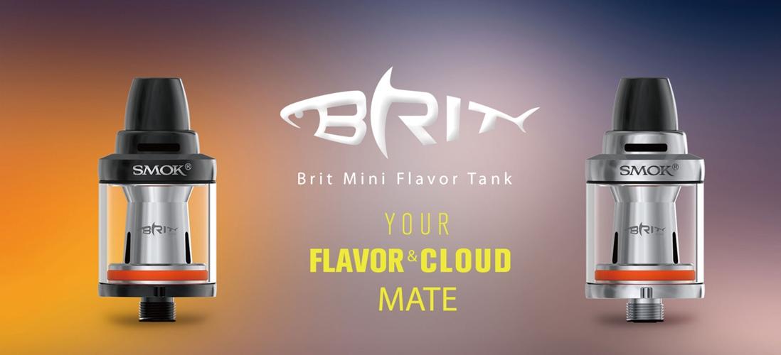 SMOK Brit Mini Tank