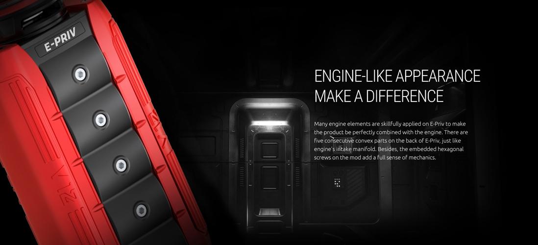 SMOK E-PRIV Kit 1