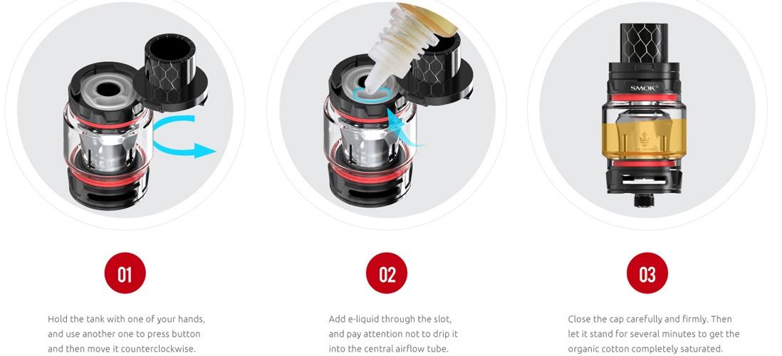 SMOK E-PRIV Kit 5
