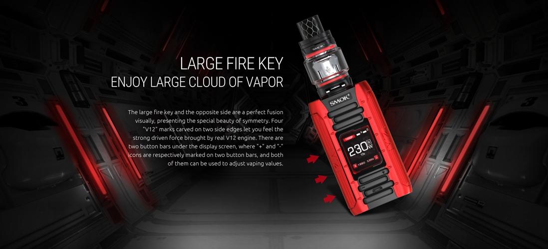 SMOK E-PRIV Kit 4
