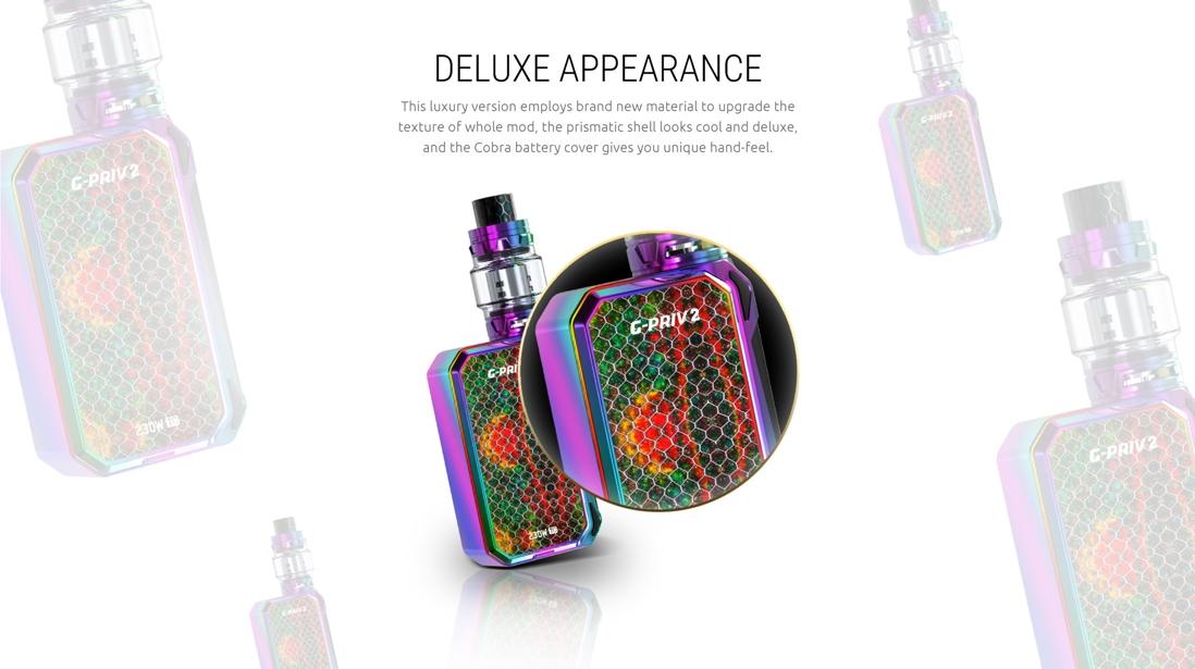 SMOK G-Priv 2 Kit Luxe Edition 1