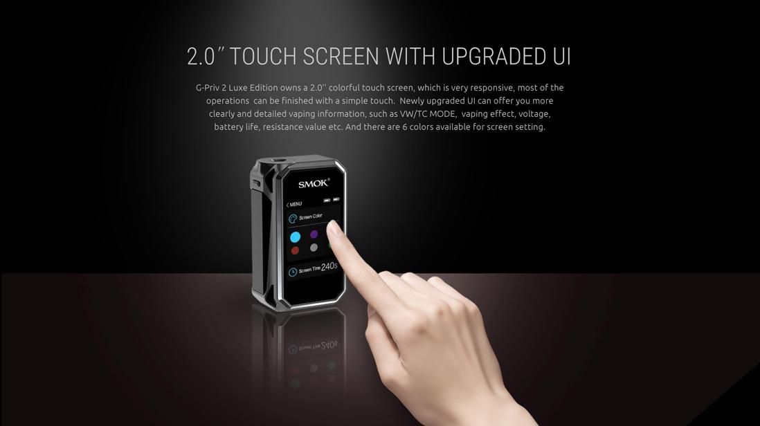 SMOK G-Priv 2 Kit Luxe Edition 2