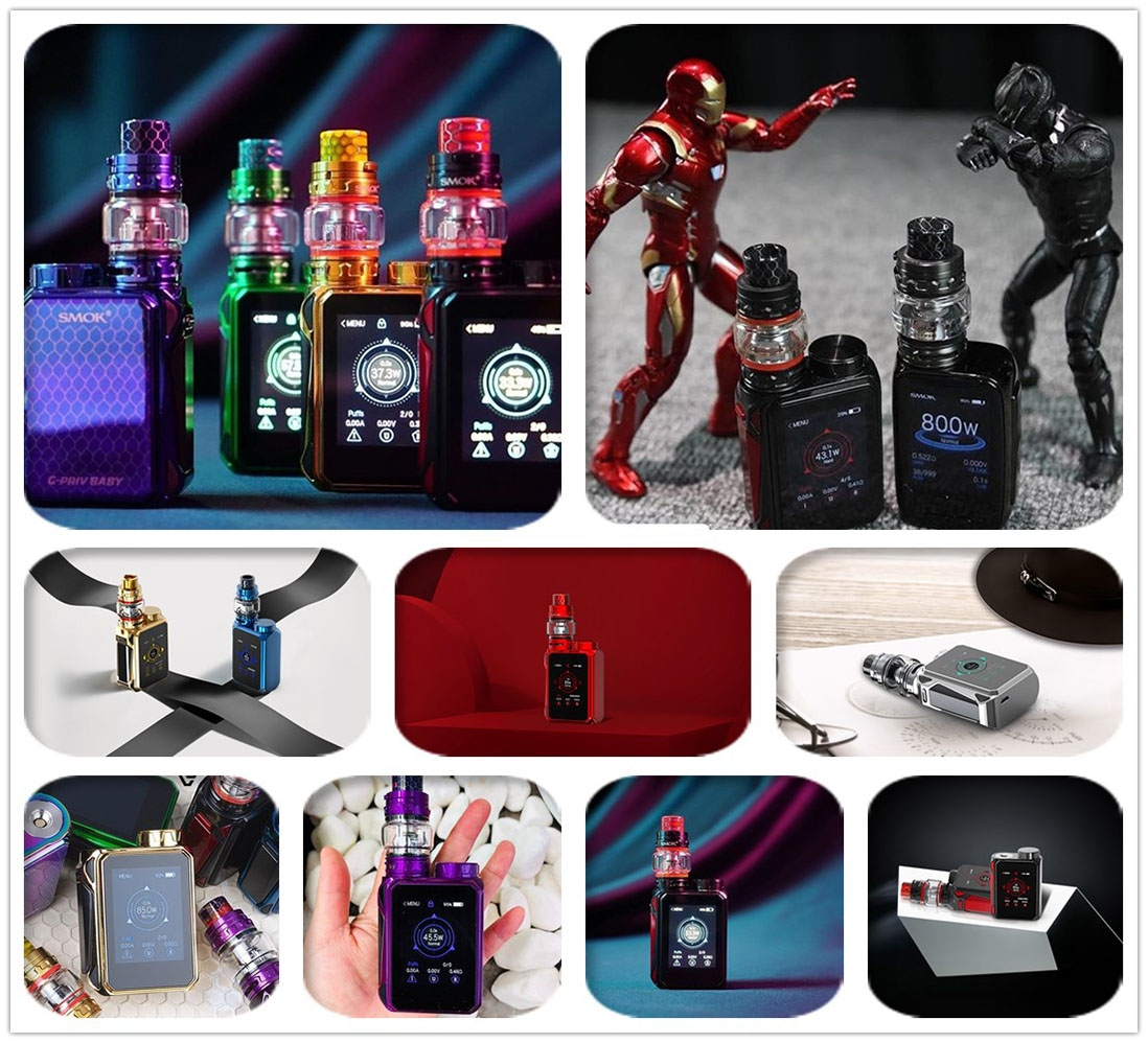 SMOK G-Priv Baby Kit Real Shot