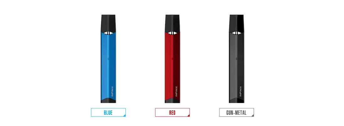 Infinix starter kit colors
