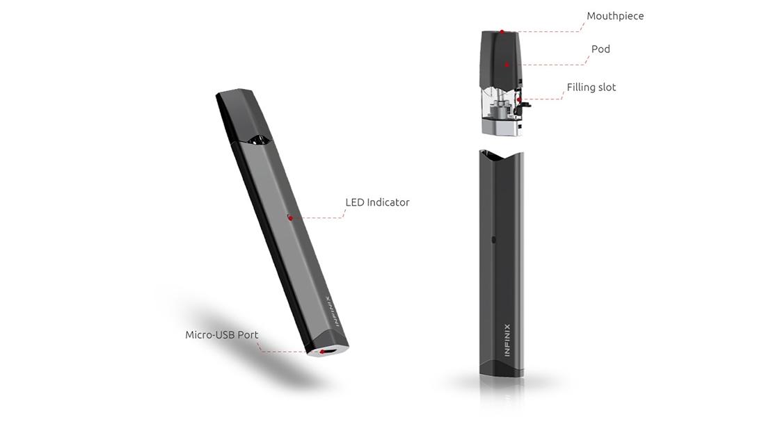 What is SMOK Infinix Pod Starter Kit