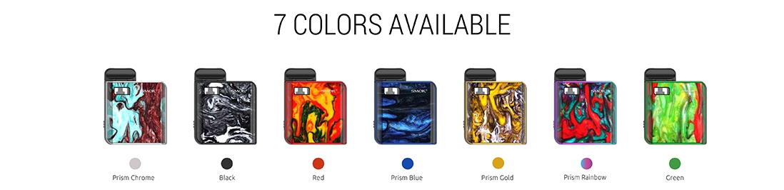SMOK MICO Kit Colors