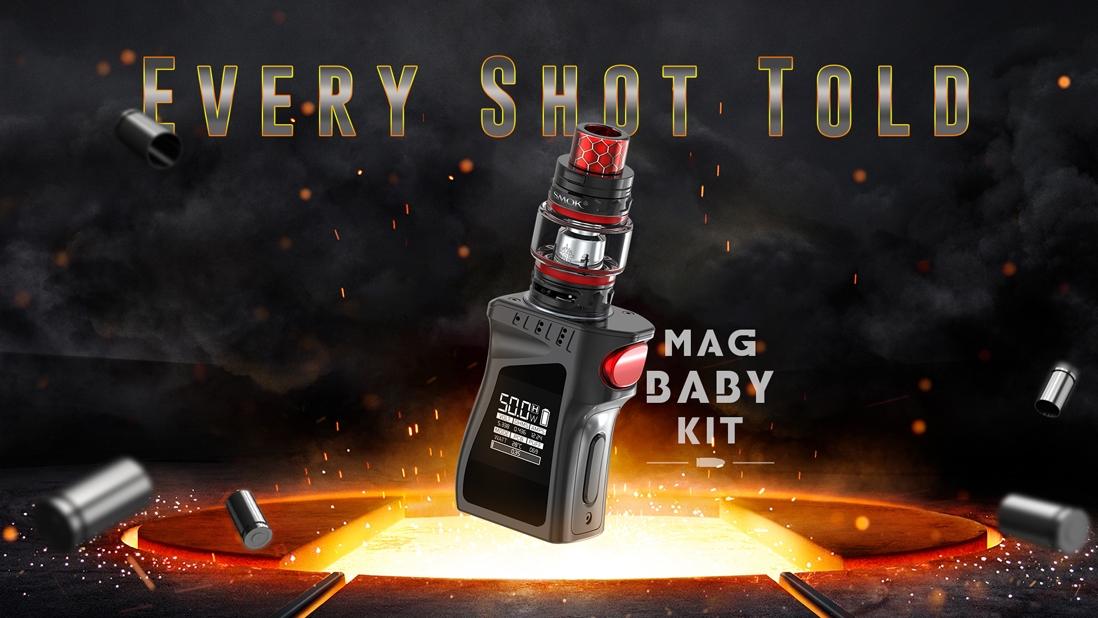 SMOK Mag Baby Kit