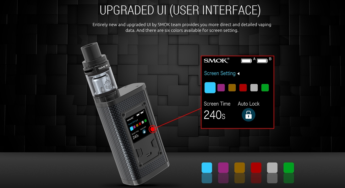 SMOK Majesty Kit 1