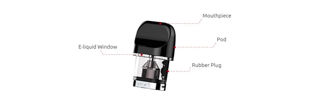 SMOK Novo Pod Cartridge Components