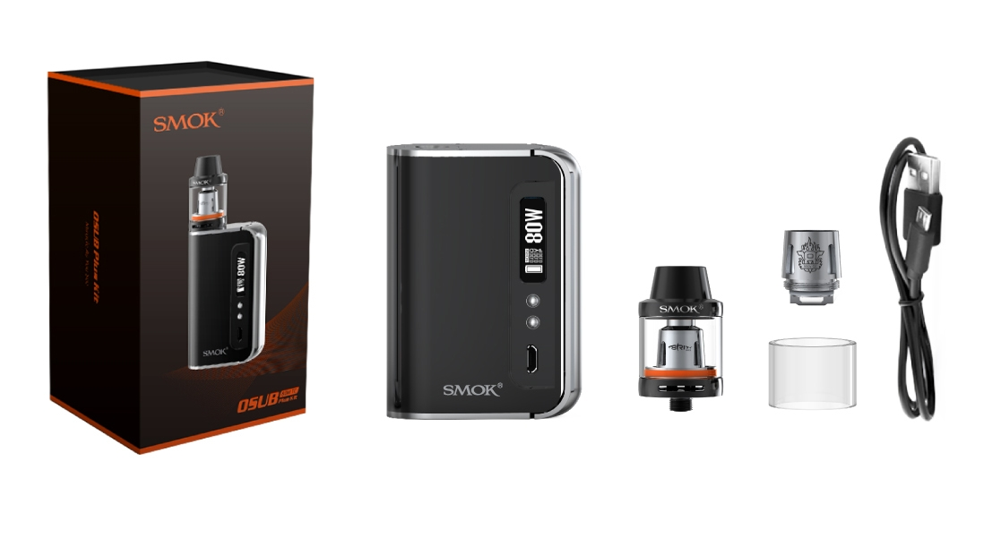 SMOK OSUB Plus Kit Package