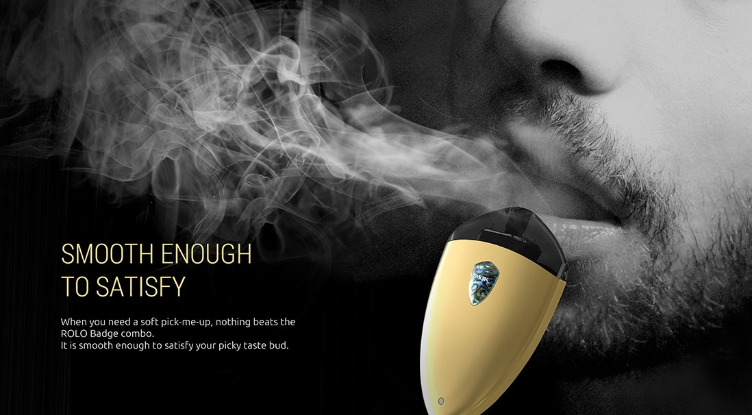smooth enough to satisfy your vaping needs