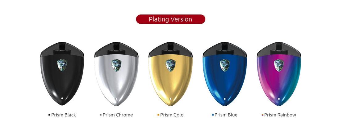 SMOK ROLO Badge kit Plating Version Colors - New