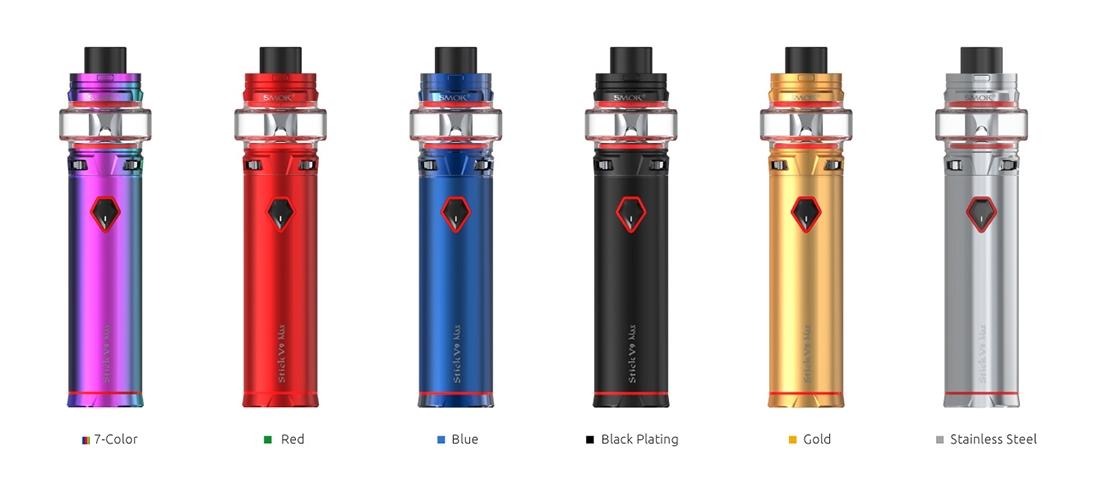SMOK Stick V9 Max Kit Colors