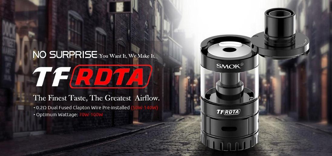 SMOK TF-RDTA Tank