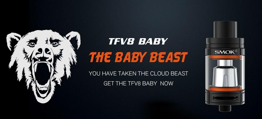 SMOK TFV8 Baby Tank