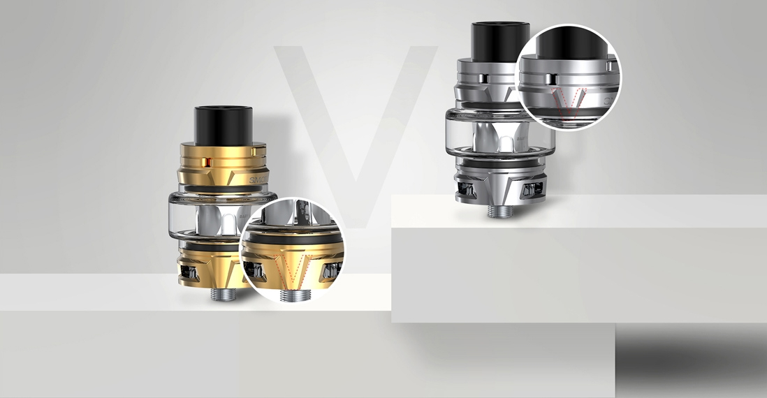 SMOK TFV8 Baby V2 Tank Features 2