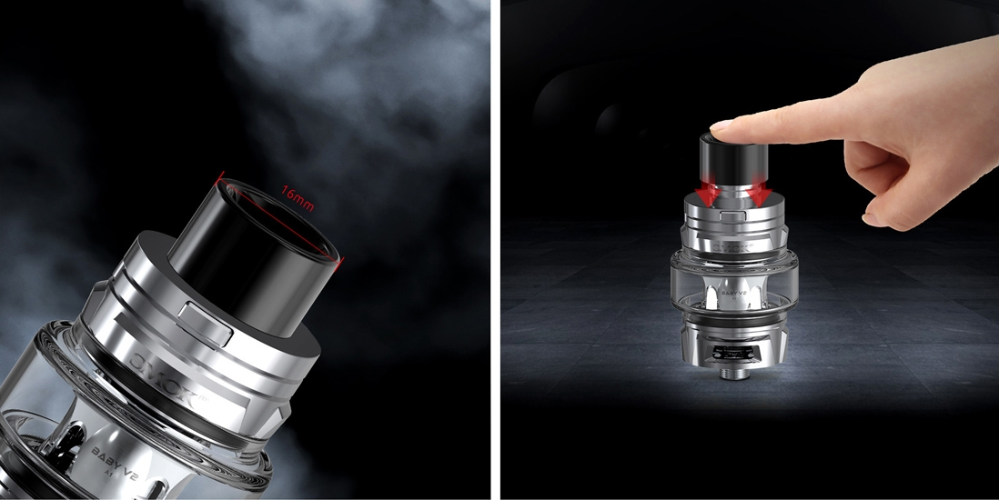 SMOK TFV8 Baby V2 Tank Features 9
