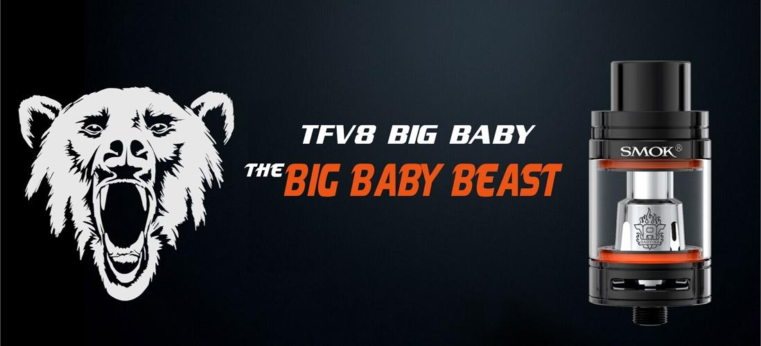 SMOK TFV8 Big Baby Tank