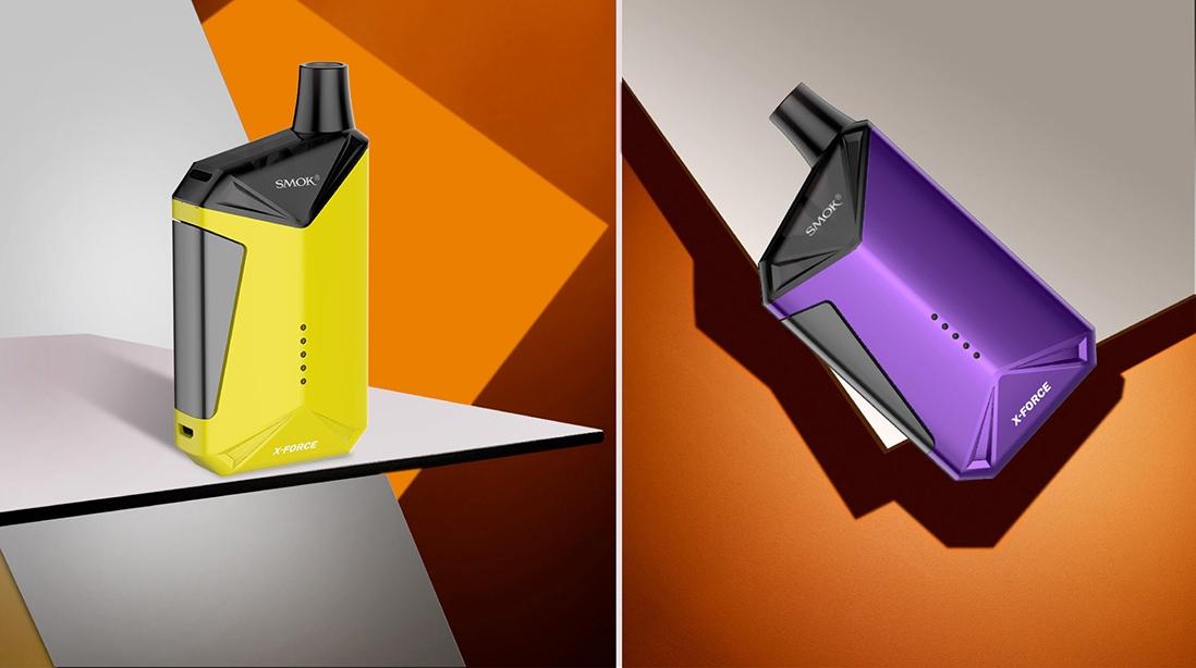 SMOK X-Force Kit Design