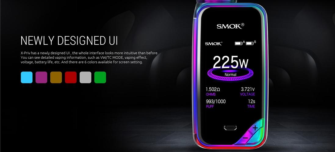 SMOK X-Priv 225W Mod 2