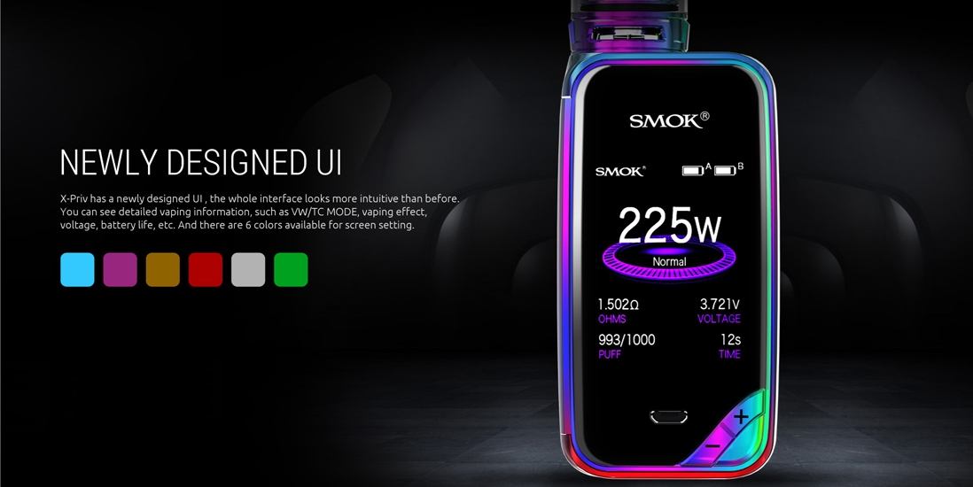 SMOK X-Priv Kit 2