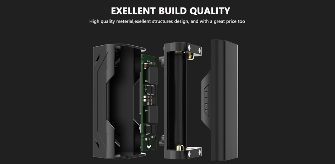 Smoant Battlestar 200W TC Box Mod Features