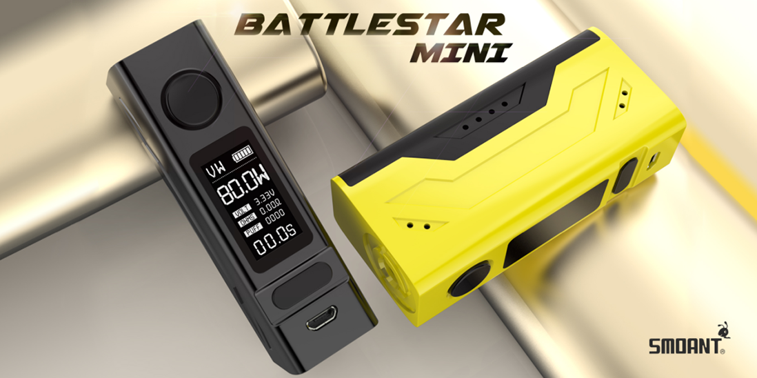 Smoant Battlestar Mini 80W TC Box Mod