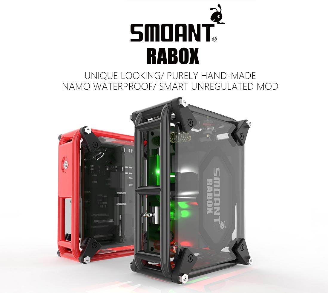 Smoant Rabox 80W Mod