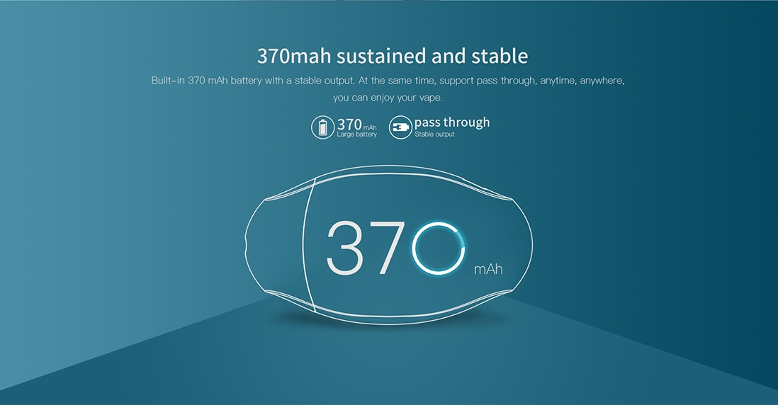 Smoant S8 Pod Starter Kit Main Features 5